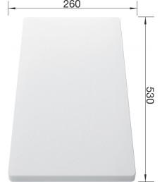 Blanco Schneidbrett Kunststoff (217611)