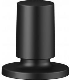 Blanco Zugknopf rund schwarz matt