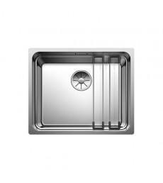 Blanco Etagon 500-U Edelstahl seidenglanz