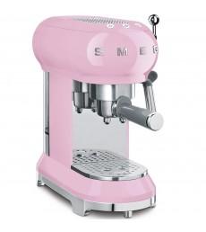 SMEG Espresso-Kaffeemaschine Cadillac Pink, ECF01PKEU