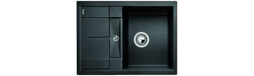 SET Blanco Metra 45S Compact 7 Farben (Spüle + Armatur)